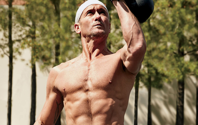 Tim McGraw, 47, Shows Off Incredibly Ripped Physique for Men's Health