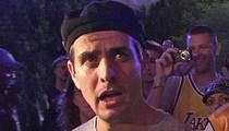 'NKOTB' Joey McIntyre Sued -- He Rear-Ended Us!