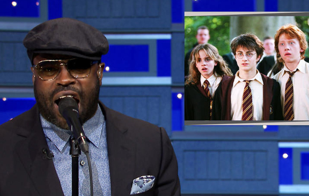 "Watch The Roots Perform an Amazing ""Harry Potter"" Rap!"