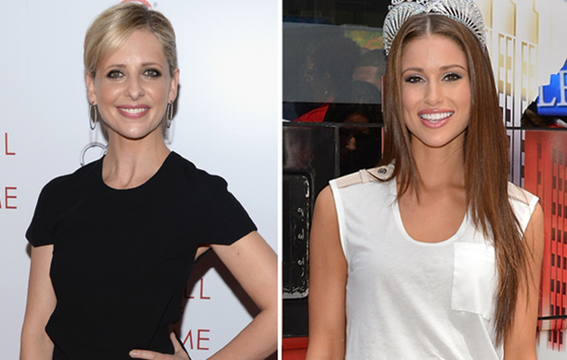 Sarah Michelle Gellar Throws Shade at Miss USA Nia Sanchez