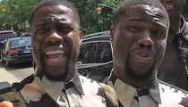 Kevin Hart -- Ran Into Him and Not So Funny Thing Happened …