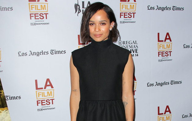 Zoe Kravitz Consumed Clay to Lose 20 Pounds for Anorexic Movie Role