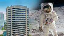Buzz Aldrin's Ex-Wife Spending Space Bucks on $1 Million Condo (PHOTOS)