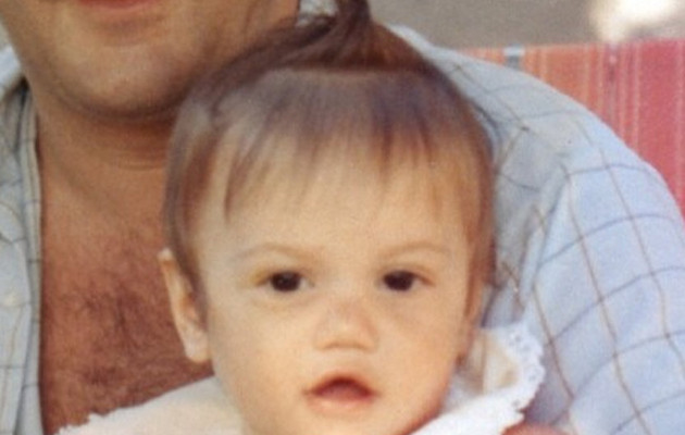 Gwen Stefani Posts Adorable Baby Pic With Her Dad