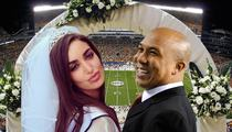 Hines Ward -- I'm Getting Married At Heinz Field!