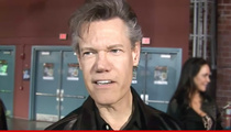 Randy Travis -- Stroke Left Him Infirmed, Speechless
