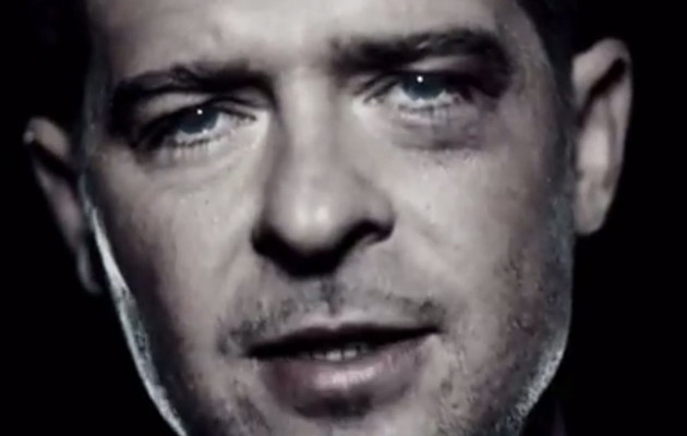 "Robin Thicke's Video for ""Get Her Back"" is So Sad -- Think the Texts Are Real?"