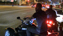 J.R. Smith -- Takes $12 MILLION RISK ... On Streets of Hollywood