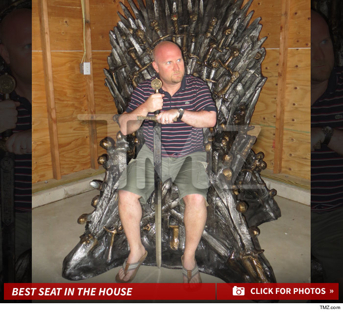 39 Game Of Thrones 39 Fan I Won A 30K Iron Throne And