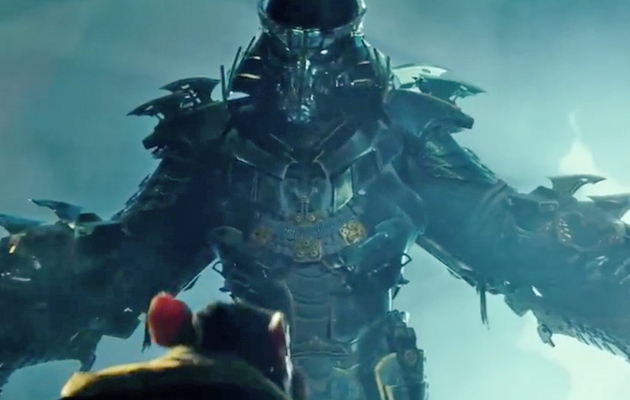 "Latest ""Teenage Mutant Ninja Turtles"" Trailer Debuts New & Improved Shredder"
