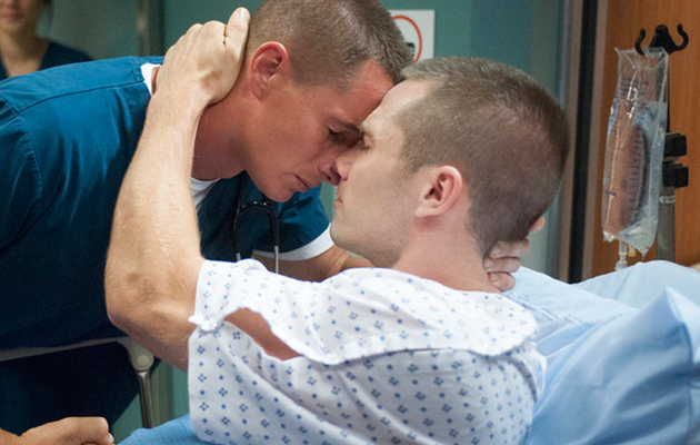 "Brendan Fehr on Gay ""Night Shift"" Role: ""I Was a Little Uncomfortable"""