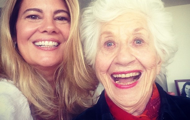 "Lisa Whelchel Has a Mini ""Facts of Life"" Reunion -- See the Cute Pic!"