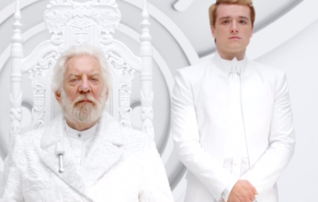 """The Hunger Games: Mockingjay - Part 1"" Teaser: Watch the New Video!"