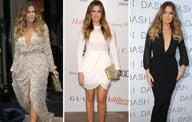 Khloe Kardashian Turns 30 -- See the Reality Star's Hottest Looks!