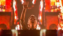 Avicii -- Ecstasy Triggered Mass Hospitalization at Avicii Concert