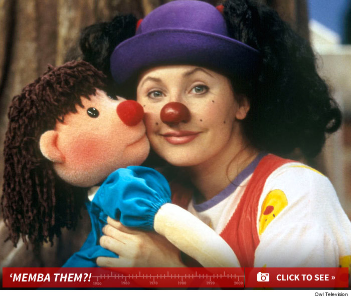 Loonette The Clown On The Big Comfy Couch Memba Her