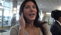 Hope Solo Apologizes -- 'I Love My Family Dearly'