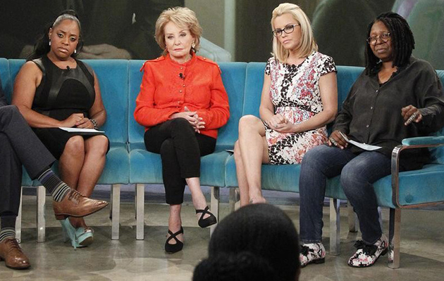"Sherri Shepherd Fired from ""The View"" -- Jenny McCarthy Out Too"