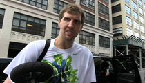 Dirk Nowitzki -- U.S. vs. Germany ... Everybody Wins!