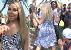 Vine Star Jessica Vanessa Twerking -- Just Call Her The Pied Pooper (VIDEO)