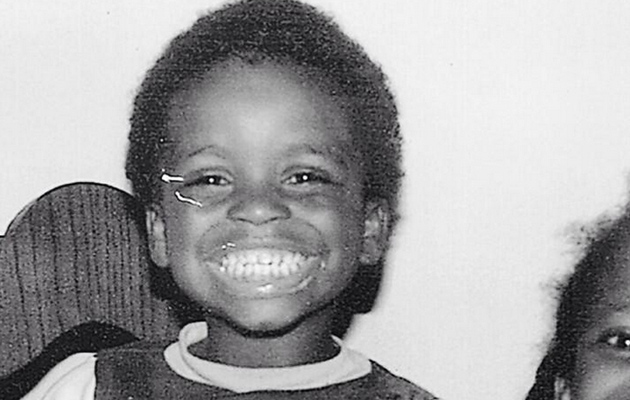 Flashback Friday: See CeeLo Green As A Super Cute Kid