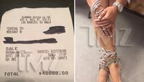 Floyd Mayweather -- Takes Girlfriend on $70,000 Pre-BET Awards Shopping Spree