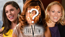 'The View' -- Host Wishlist ... A Conservative and a Latina