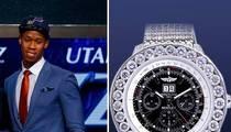 NBA Rookie Rodney Hood -- $80k Jewelry Run ... For NBA Draft