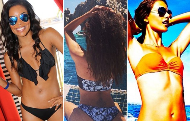 Happy 4th of July: See The Best Celebrity Summer Beach Bods