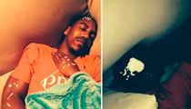 NBA Stars -- SLEEP ATTACKS ... Lotion-Bombing War Escalates