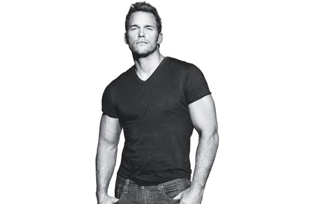 Chris Pratt Flaunts Super Buff Bod in Men's Fitness!