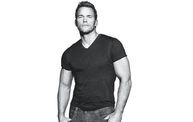 Chris Pratt Flaunts Super Buff Bod in Men's Fitness!