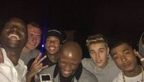 Johnny Manziel & Justin Bieber Partying Together -- Cops Called