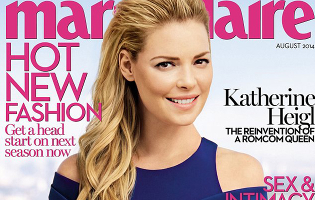 "Katherine Heigl Talks Struggling Movie Career: ""I Was Taken By Surprise""!"