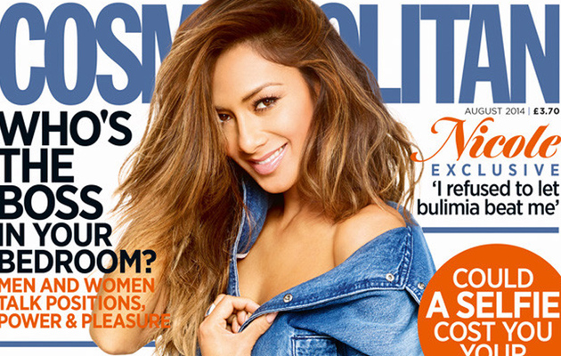 "Nicole Scherzinger Opens Up About Battling Bulimia: ""It's Paralyzing"""