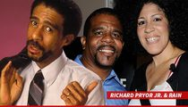 Richard Pryor's Kids -- Nick Cannon Can't Play Our Dad!
