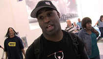 Ricky Williams -- I Was Like Johnny Manziel ... It's Important for Him to Have Fun