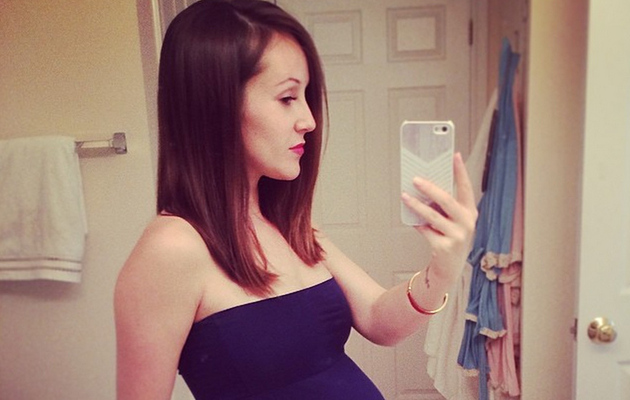Ashley Hebert Flaunts BIG Baby Bump at 25 Weeks -- See the Cute Selfie!