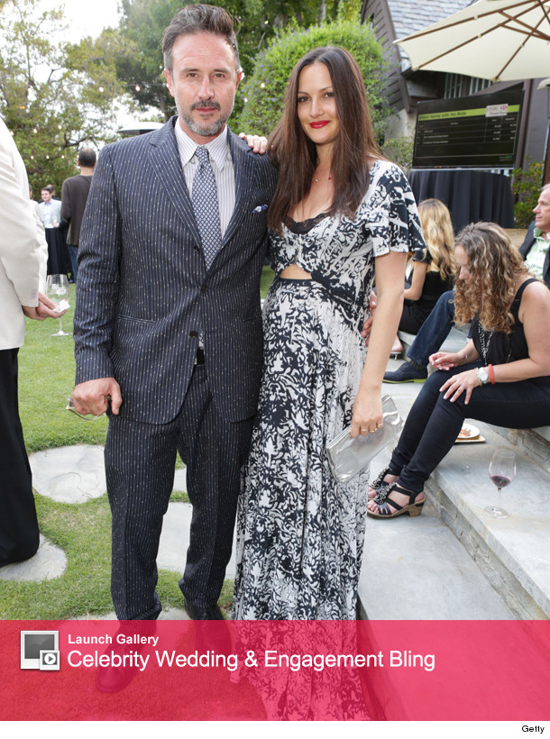 David arquette dating christina mclarty