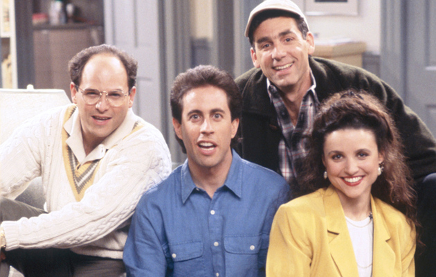 """Seinfeld"" Turns 25 -- See How the Stars Have All Aged!"