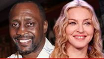 Madonna --  PRAISED BY BOXING LEGEND ... Youth Gym Is HUGE For Detroit!