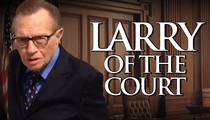 Larry King -- Beats Rap in Court … Take That Coppers!