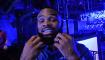 Tyron Woodley's Beard -- UFC Star's 6 Tips For Facial Hair SUPREMACY (VIDEO)