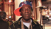 Flavor Flav -- Busted for Illegal Fireworks ... Again