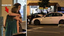 'Californication' Star Madeline Zima -- Smashes Car on Sunset Blvd.