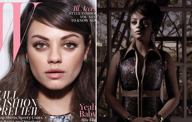 Mila Kunis Says She Never Wanted to Get Married Before Dating Ashton Kutcher
