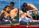 Michelle Rodriguez -- Bye Ladies ... Hello Zac Efron's Tongue