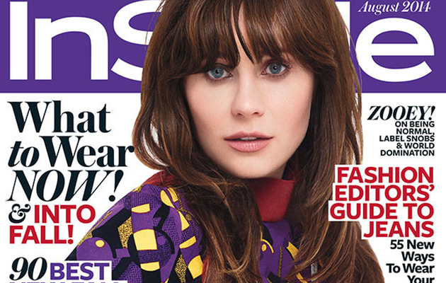 Why You Don't Want to Ask Zooey Deschanel If She Wants Kids