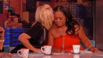 Sherri Shepherd & Jenny McCarthy On Leaving 'The View' -- Sherri Cries (VIDEO)