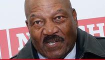Jim Brown Championship Ring Stolen? -- Auction House: It's NOT Stolen Property